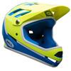 Bell Sanction Helmet force blue/retina sear